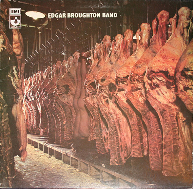 Edgar Broughton Band - The Edgar Broughton Band (UK 1971)