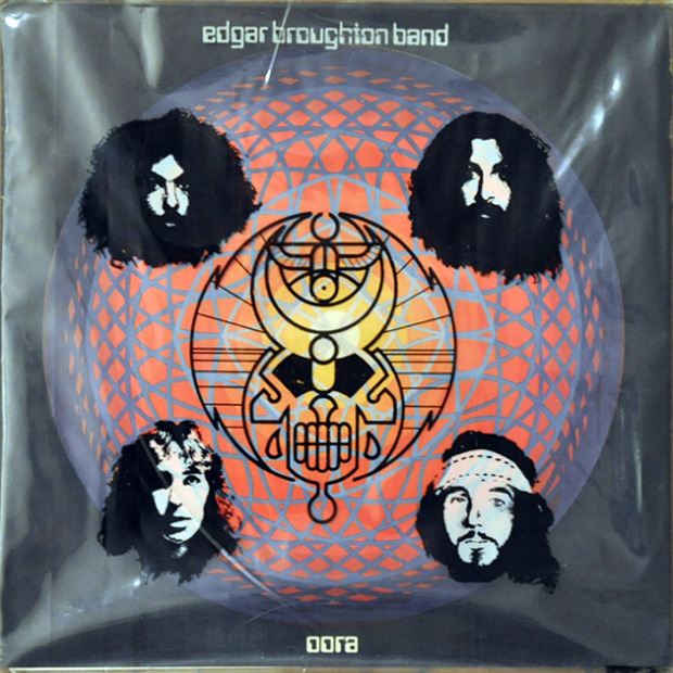 Edgar Broughton Band - Oora (UK 1973)