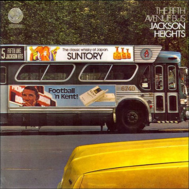 Jackson Heights - The Fifth Avenue Bus (UK 1972)