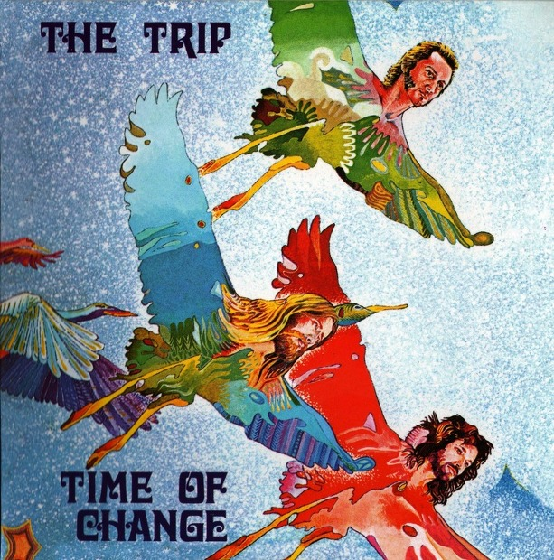 Trip, The - Time Of Change (Italy 1973)