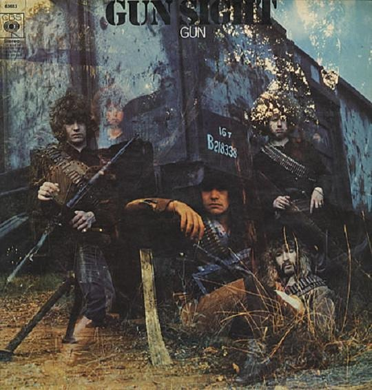 Gun - Gun Sight (UK 1969)