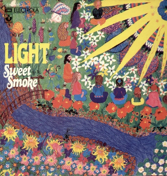 Sweet Smoke - Darkness To Light (Germany 1973)