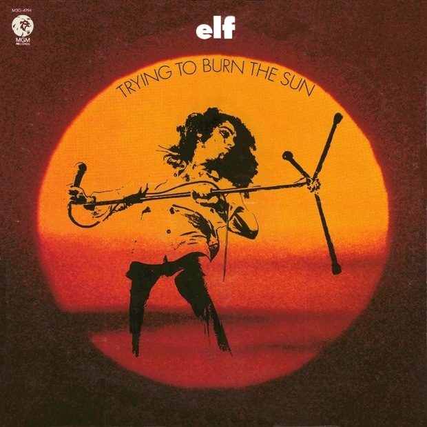 Elf - Trying To Burn The Sun (US 1975)