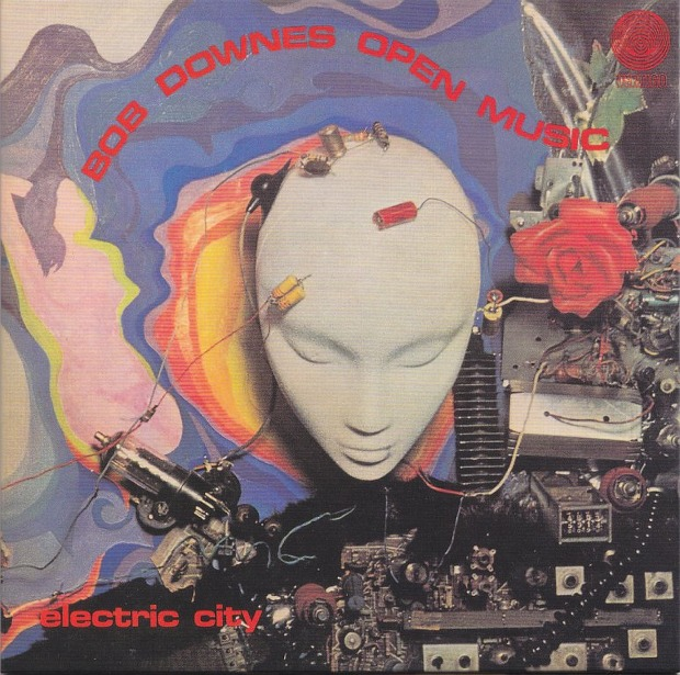 Bob Downes Open Music - Electric City (UK 1970)