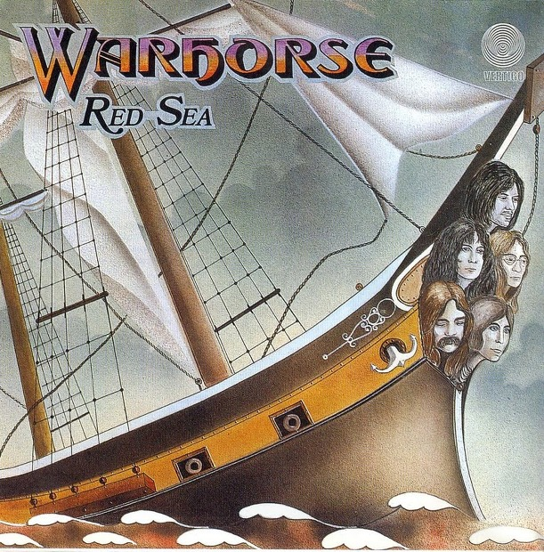 Warhorse - Red Sea (UK 1971)