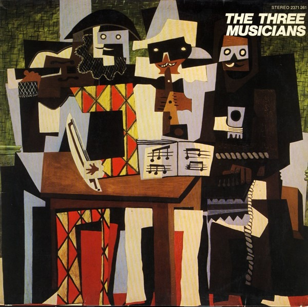 Daddy Longlegs - The Three Musicians (Germany 1972)