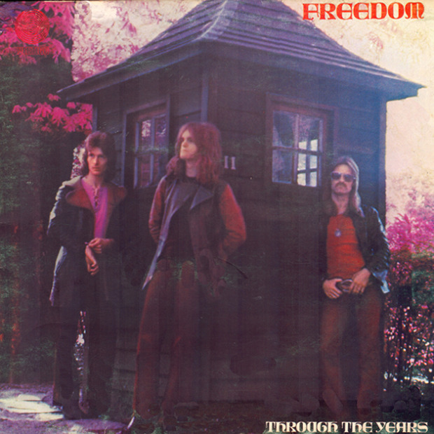 Freedom - Through The Years (UK 1971)