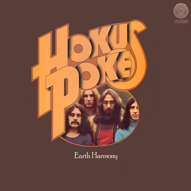 Hokus Poke - Earth Harmony (UK 1972)