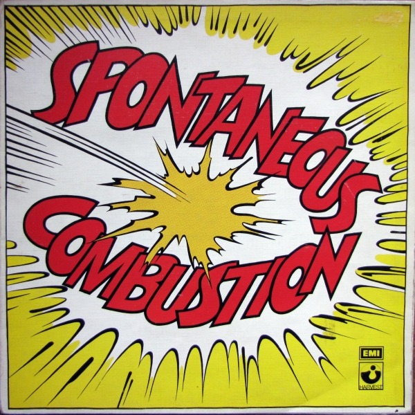 Spontaneous Combustion - Spontaneous Combustion (UK 1972)