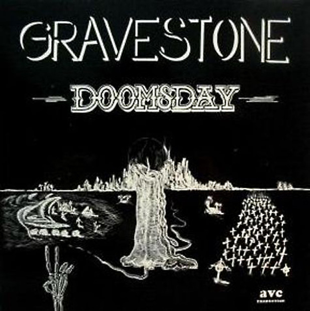 Gravestone - Doomsday (Germany 1979)
