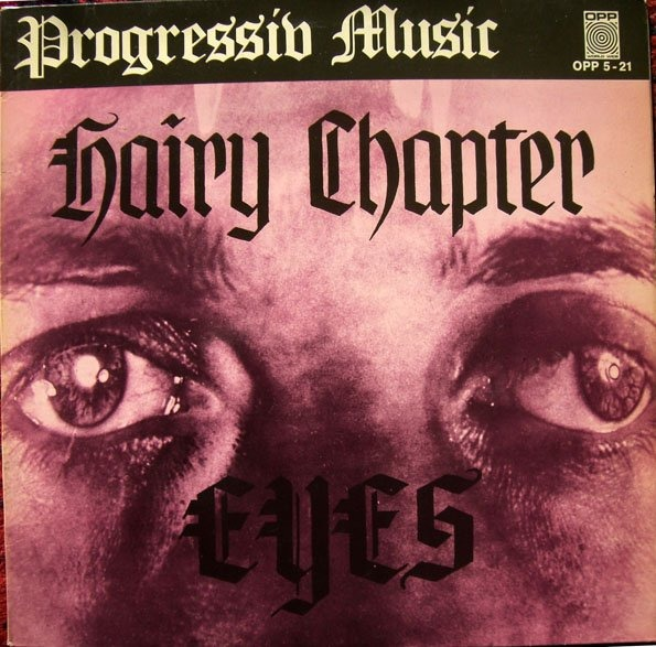 Hairy Chapter - Eyes (Germany 1970)