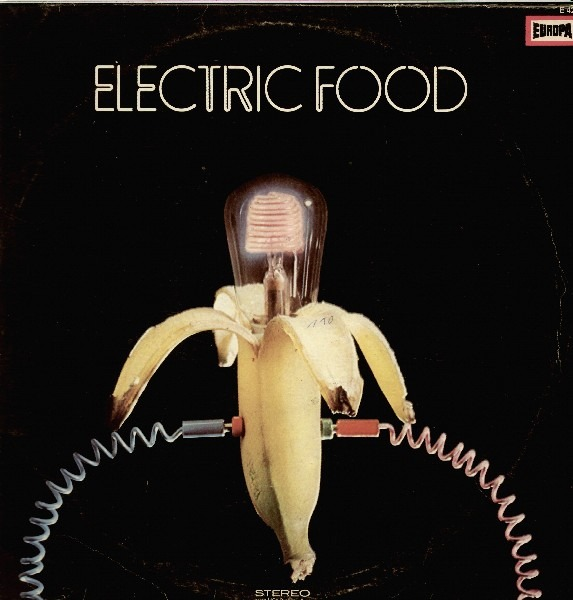 Electric Food - Electric Food (Germany 1970)
