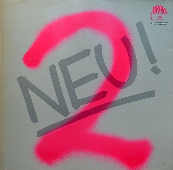 Neu! - Neu! 2 (Germany 1973)