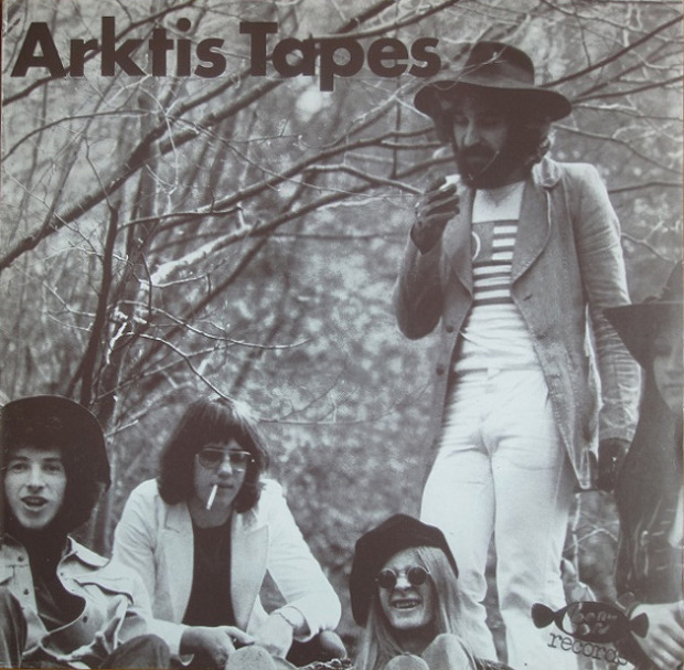 Arktis - Arktis Tapes (Germany 1975)