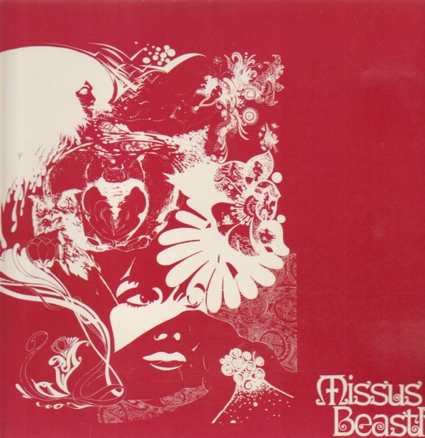 Missus Beastly - Missus Beastly (Germany 1970)