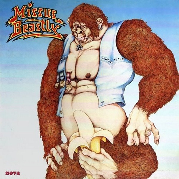 Missus Beastly - Missus Beastly (Germany 1974)