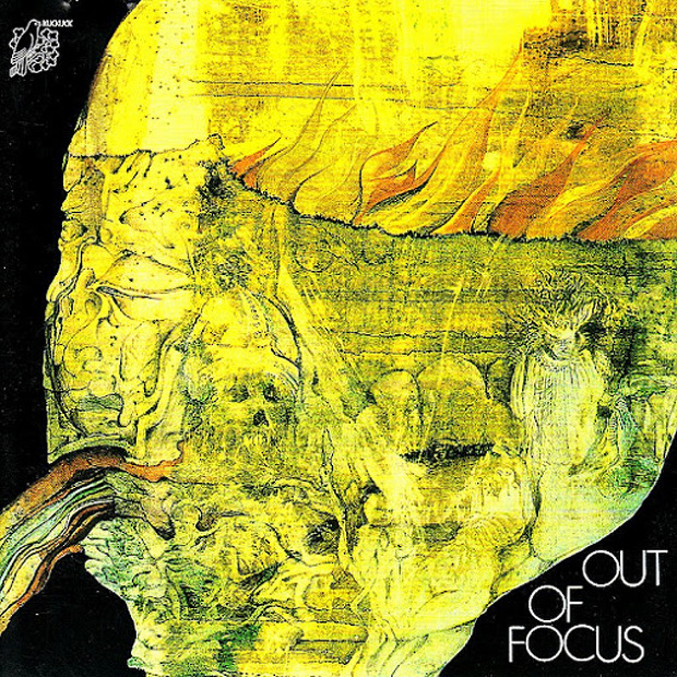 Out Of Focus - Out Of Focus (Germany 1971)