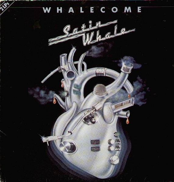 Satin Whale - Whalecome (Germany 1978)