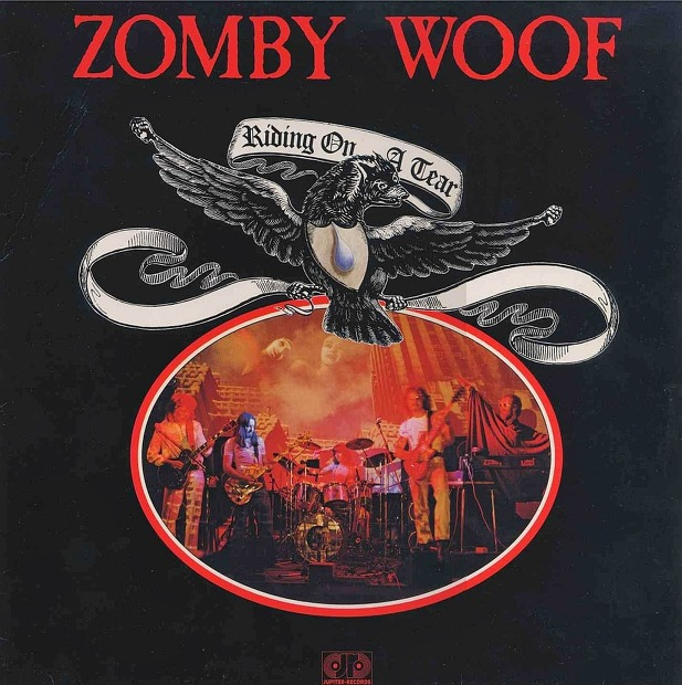 Zomby Woof - Riding On A Tear (Germany 1977)