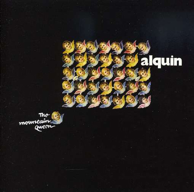 Alquin - The Mountain Queen (Netherlands 1973)