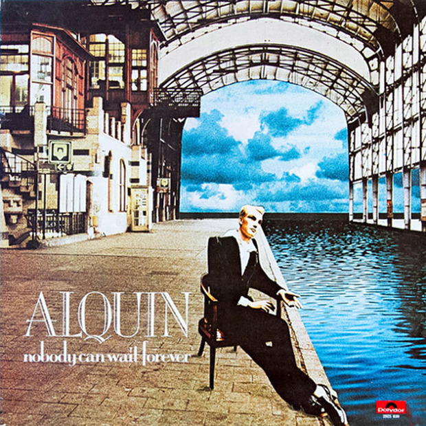 Alquin - Nobody Can Wait Forever (Netherlands 1975)