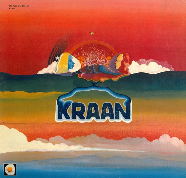 Kraan - Kraan (Germany 1972)