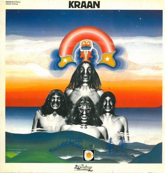 Kraan - Wintrup (Germany 1973)