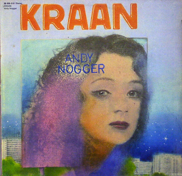 Kraan - Andy Nogger (Germany 1974)