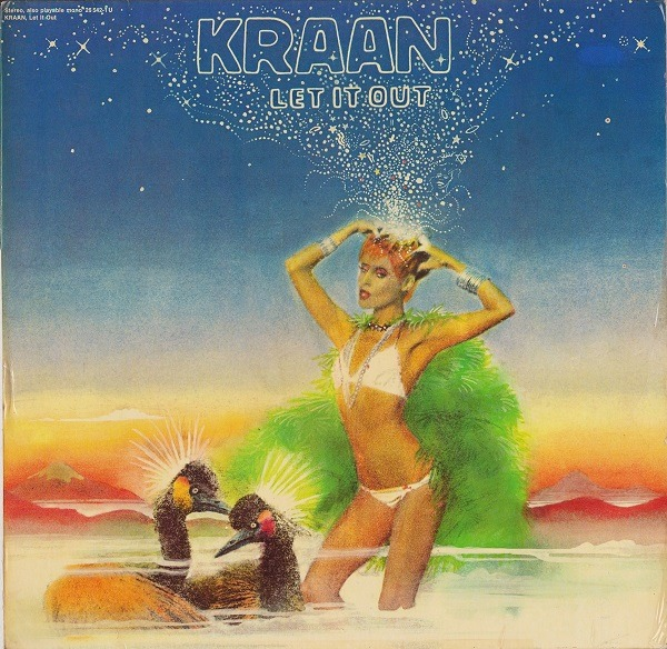 Kraan - Let It Out (Germany 1975)