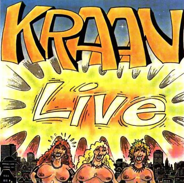 Kraan - Live (Germany 1975)