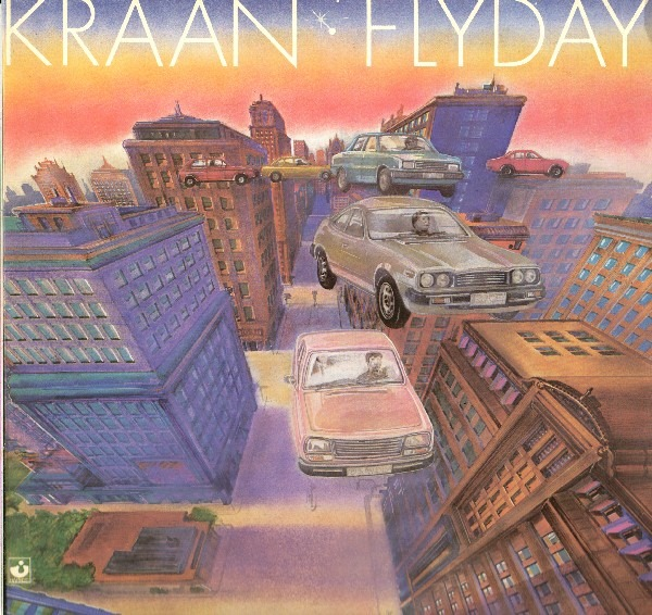 Kraan - Flyday (Germany 1978)