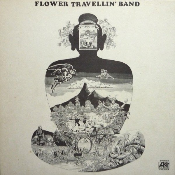 Flower Travellin' Band - Satori (Japan 1971)