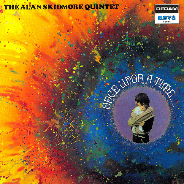 Alan Skidmore Quintet, The - Once Upon A Time.... (UK 1970)