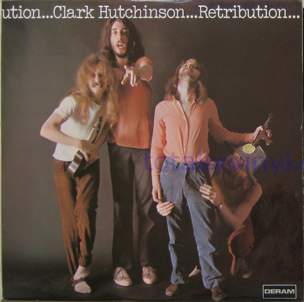 Clark Hutchinson - Retribution (UK 1970)