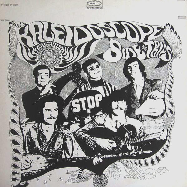 Kaleidoscope - Side Trips (US 1967)