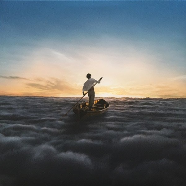 Pink Floyd - The Endless River (UK 2014)