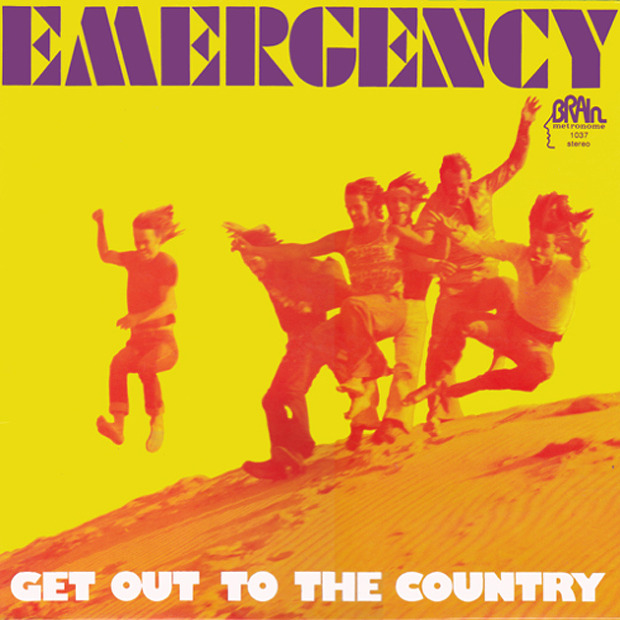 Emergency - Get Out To The Country (Germany 1973)