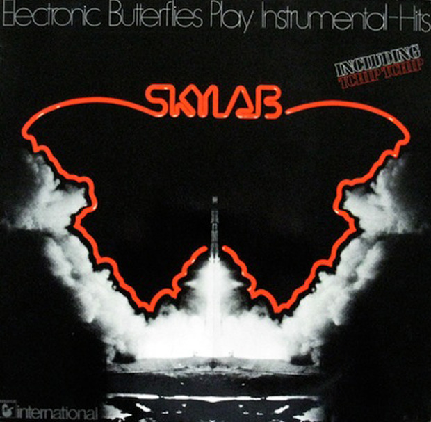 Electronic Butterflies - Skylab (Germany 1977)