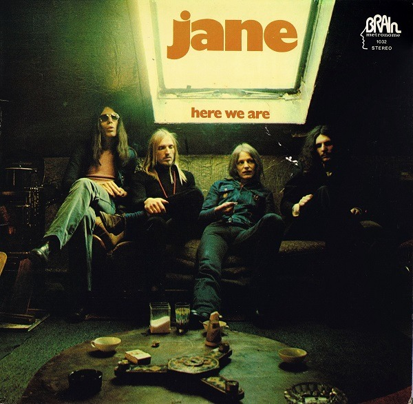Jane - Here We Are (Germany 1973)