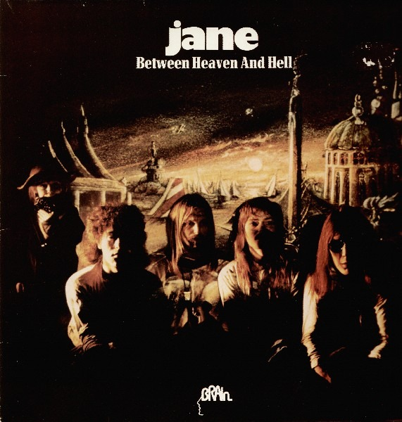 Jane - Between Heaven And Hell (Germany 1977)