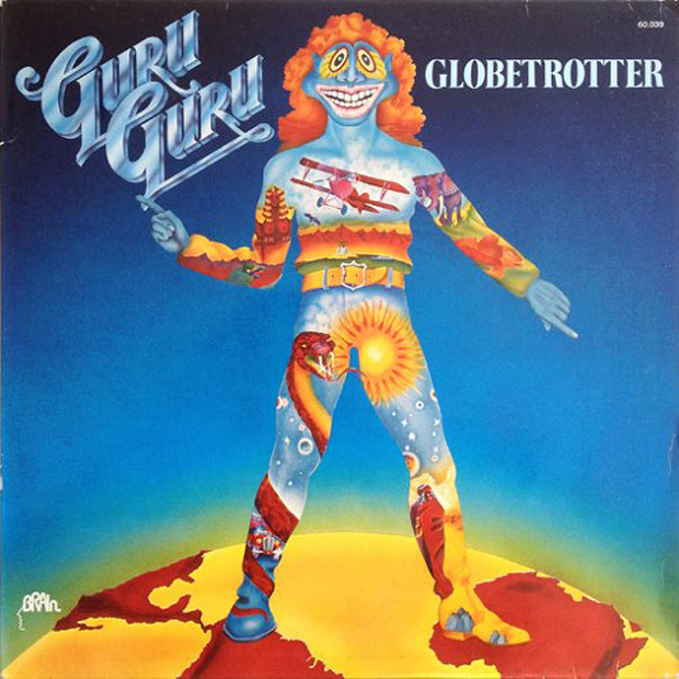 Guru Guru - Globetrotter (Germany 1977)