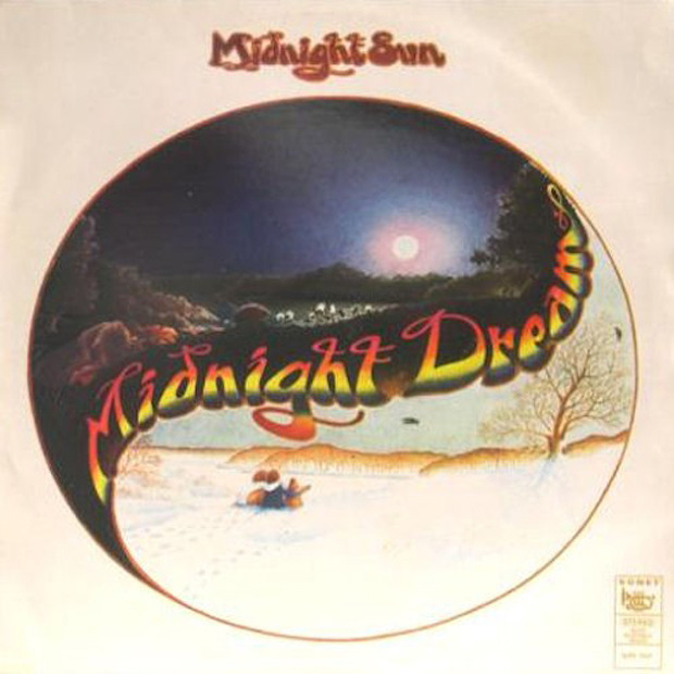 Midnight Sun - Midnight Dream (Denmark 1974)