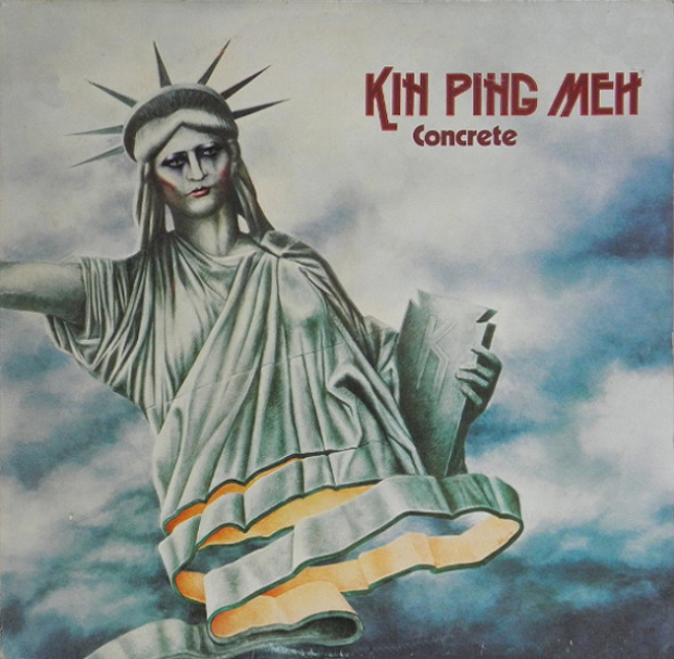 Kin Ping Meh - Concrete (Germany 1976)