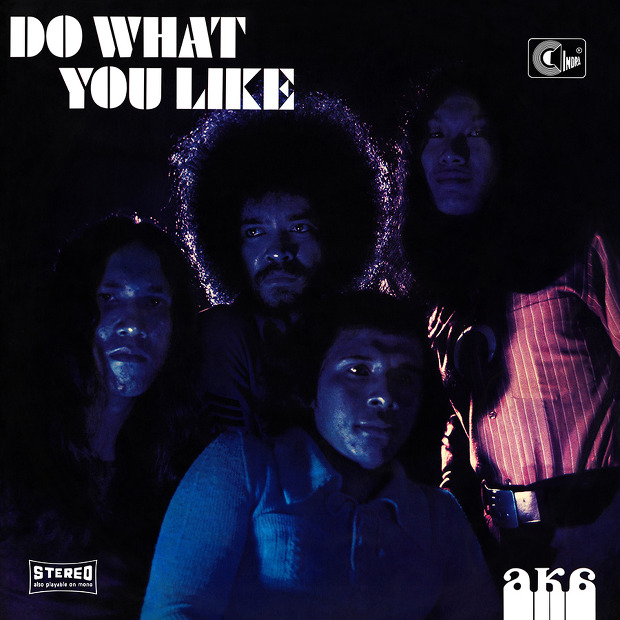 AKA - Do What You Like (Indonesia 1970)