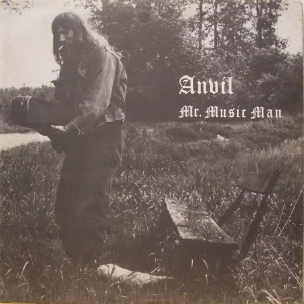 Anvil Mr Music Man 1979 Clockwork Peach