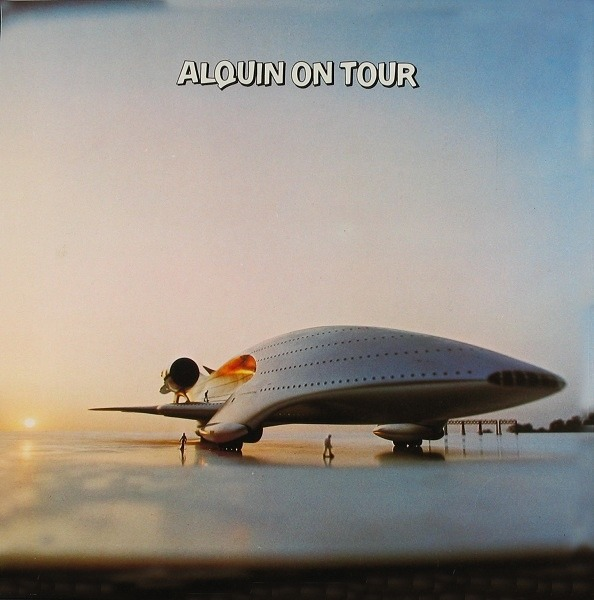 Alquin - Alquin On Tour (Netherlands 1976)