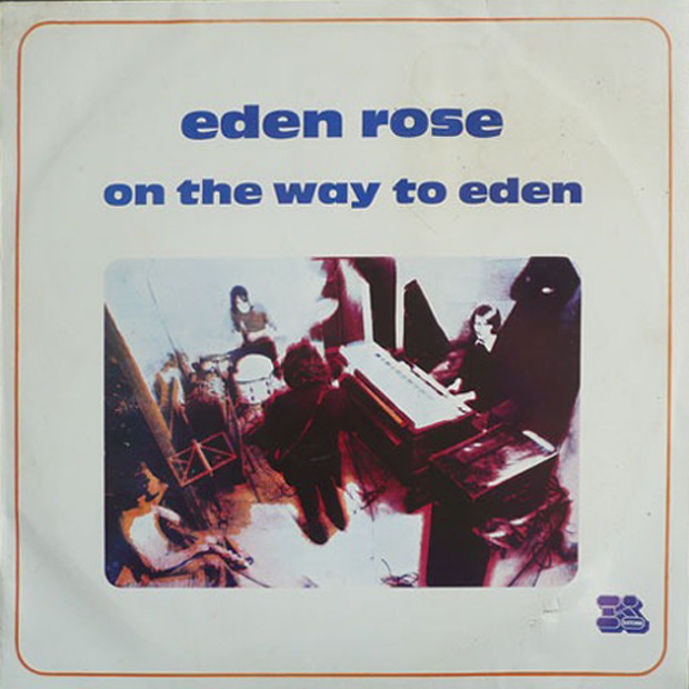 Eden Rose - On The Way To Eden (France 1970)