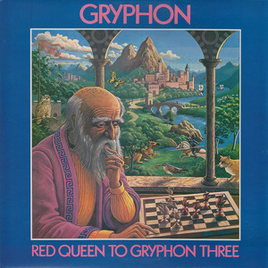 Gryphon Red Queen To Gryphon Three