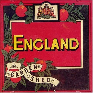 England Garden Shed