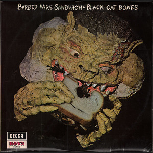 Black Cat Bones Barbed Wire Sandwich